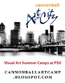 Cannonball Art Camp