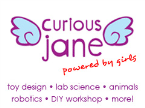 Curious Jane Workspace