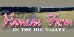 Hameau Farm in the Big Valley
